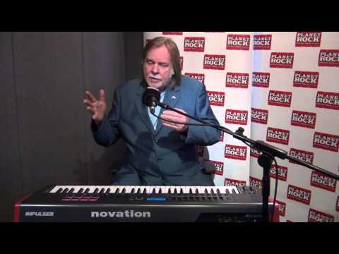 Rick Wakeman Takes Requests At Planet Rock
