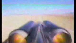 Thrust SSC   MK M KOWAL   1227,985 kmh