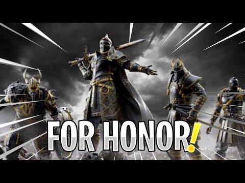 Uma Partida De Domínio No For Honor