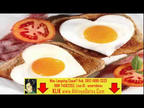 5 makanan yang bikin langsing