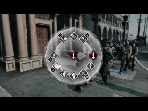 Assassin's Creed II - No-hitter Achievement / Trophy Video Guide
