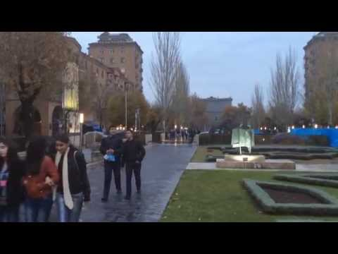 Yerevan, November 25, Video-2