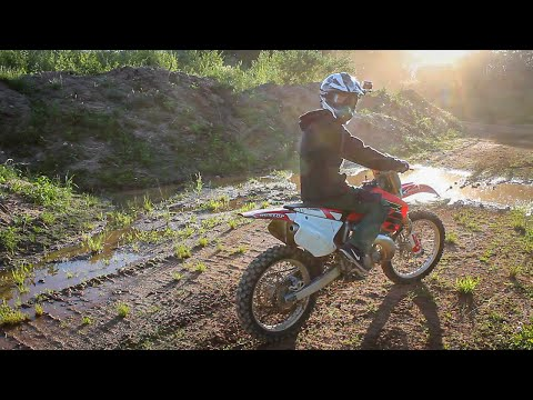 Honda CR 250 - 2001 - Twostroke Riding