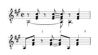 Учимся читать ритм по нотам