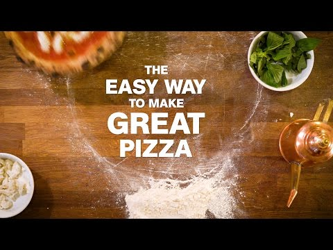 The Easy Way to Make Great Pizza