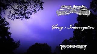 APHONIC THRENODY (International) - Interrogation LYRIC VIDEO (Atmospheric Death/Doom Metal)