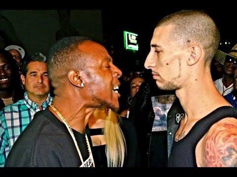 Rap Battle   Dre Vishiss vs D Tay   Young B the Future wins the Jay Scott Award