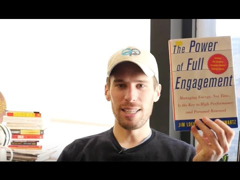 The Power of Full Engagement (Book Review)