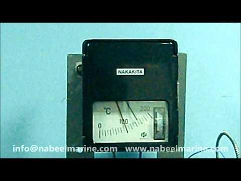 NAKAKITA TEMPERATURE CONTROLLER 0-200 Nabeel Marine Trading