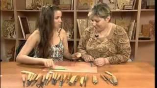 Резьба по дереву  начинающим (обучение в Москве)
