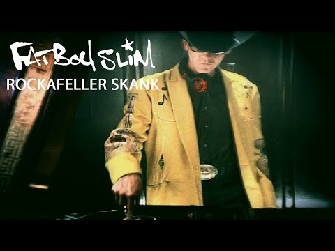 Dance to the beat of Bevie's heart: Rockafeller Skank - Fatboy Slim