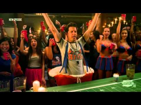 Beer Pong - Blue Mountain State