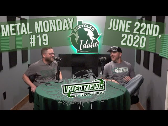 Metal Monday #19 with Nick and Brett