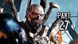 Middle Earth Shadow of Mordor Walkthrough Gameplay Part 27 - The Rescue (PS4)