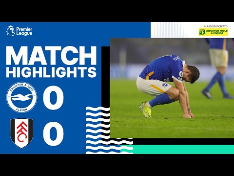 Brighton Fulham Goals And Highlights