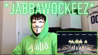 JABBAWOCKEEZ at the NBA Finals 2019   X REACTION