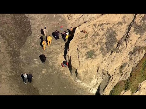 Man falls 500 feet to death trying to rescue dog