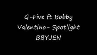 Download lagu G-five ft. Bobby valentino- spotlight