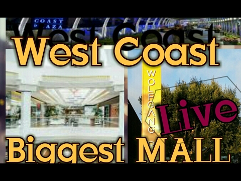 LARGEST MALL on the WEST COAST LIVE STREAM Q & A