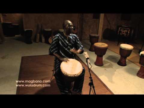 Djembe Solo by Master Drummer: M † Bemba Bangoura