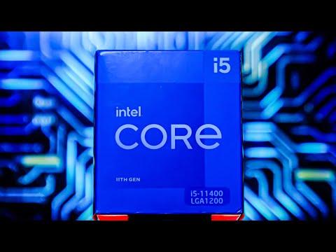 Процессор Intel Core i5-11400 2.6GHz/12MB (BX8070811400) s1200 BOX