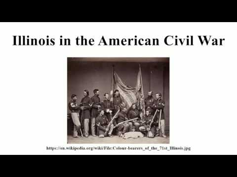 Illinois in the American Civil War