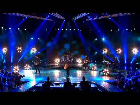 James Morrison - I Won't Let You Go  - The X Factor AU 2012