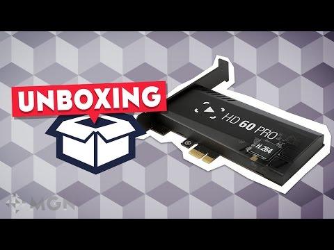 Elgato Game Capture HD60 PRO - Unboxing en español e instalación