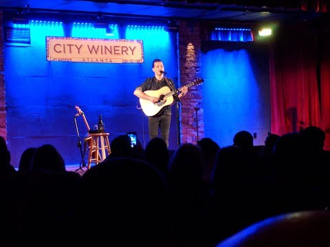 An Evening with Marc Roberge of OAR At The City Winery Atlanta Dec 1 2017