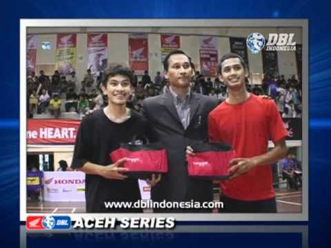 Highlight Final Party Honda DBL 2011 Aceh Series