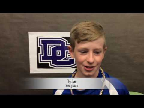 Why Dallas Christian School?  A student's perspective