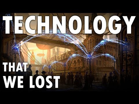The top 5 ancient technologies that make an impression. Our civilization can't copy them