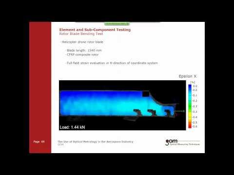 GOM Webinar: Aerospace Testing