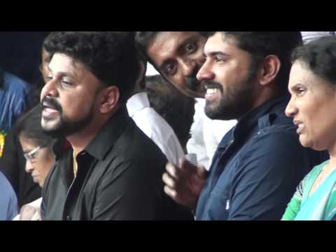 Nivin Pauly & Dileep  in Aluva Bridge  Malayalam Tamil Hot stars rare combination