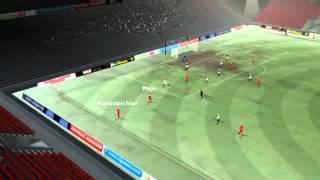 FC Admira 1-2 LASK Linz - Match Highlights