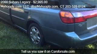 2000 Subaru Legacy L AWD 4dr Wagon for sale in OAKVILLE, CT