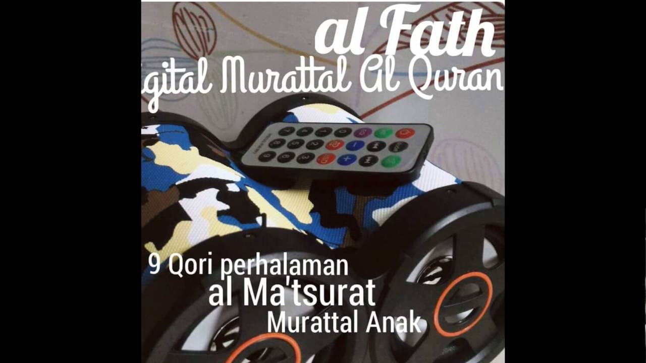 Agen Digital Speaker Al Quran Makassar 085260107089 Telkomsel Portable Audio Murottal Alquran Hapalan Youtube