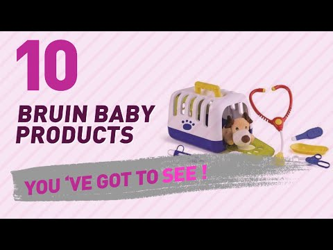 Bruin Baby Products Video Collection // New & Popular 2017