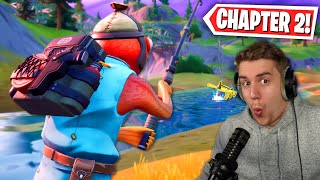Fortnite Chapter 2 *Season 11* Update Gameplay! (Fishing / Boats / New Map) Fortnite: Battle Royale