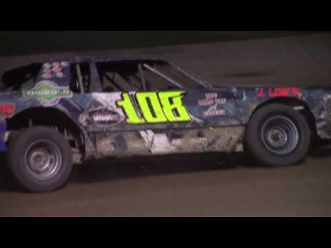 Ransomville Speedway Spins and Wrecks 8-2-16