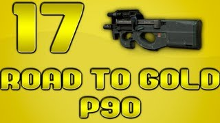 "Road To Gold P90 - ""Las Pilas!!!"" Episodio 17"