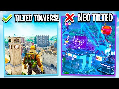 9 REASONS WHY NEO TILTED IS TERRIBLE #RIPTiltedTowers