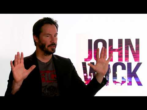 Keanu Reeves Interview for John Wick