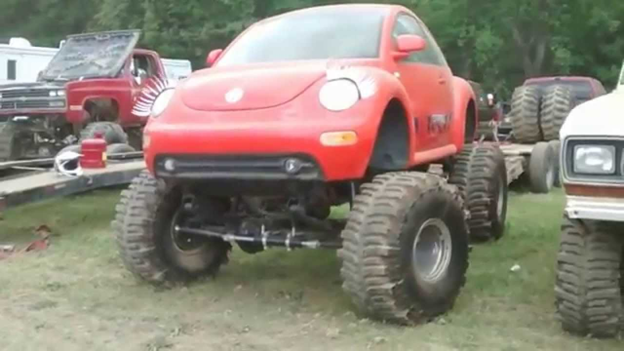 Ramseys Mudmadness/ Missfit 4X4 Beetle !!! Awesome !!Sod Busters ...