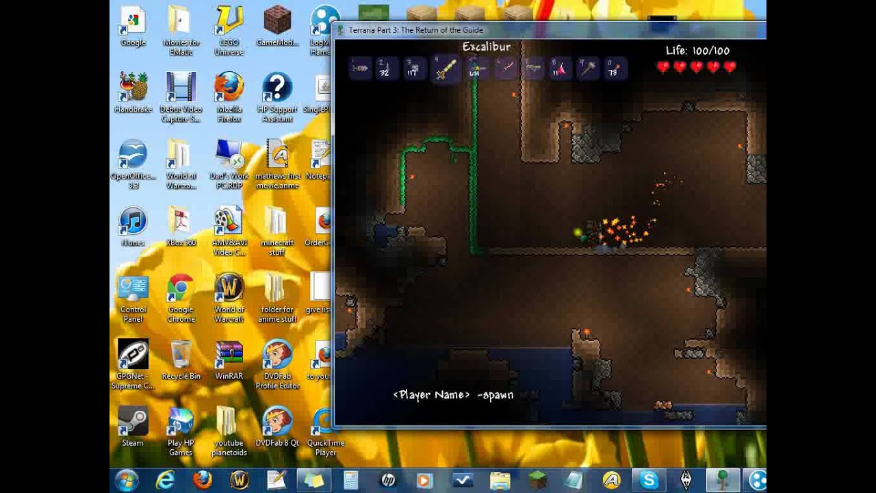 terraria how to find server ip