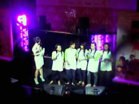 ANDIEN - MAN IN THE MIRROR live @ Plaza FX