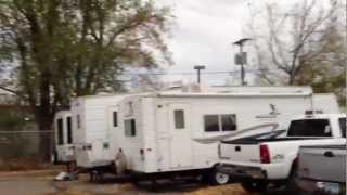 2004 Keystone Cougar 24 foot 5th wheel travel trailer SLIDE OUT clean!!!
