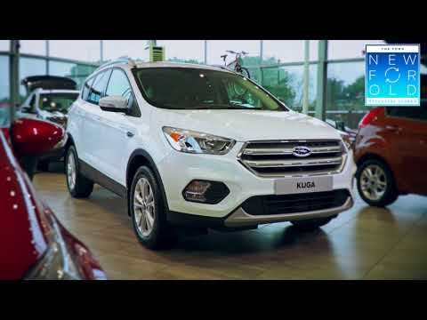 Ford Car Scrappage Scheme at Foray - Save up to £4950