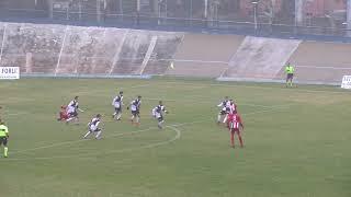 Serie D Girone D Forlì-Trestina 3-0