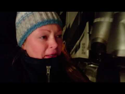 Trucking Girls TV silo unl island norway Follafoss Fv203 road